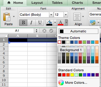 how to make words bold in excel how to make cells bold