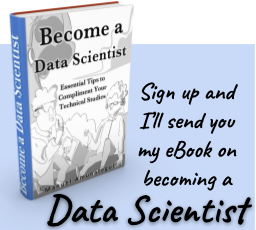 Become a Data Scientist Essential Tips